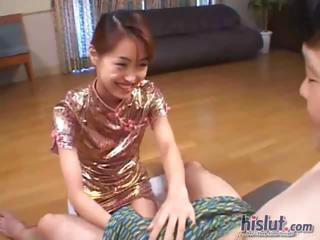 HD Asians tube Redhead