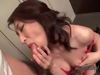 Mature lady Marina Matsumoto goes nasty onwards assignment