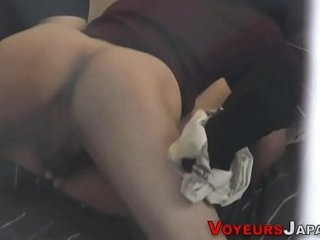 Asian hairy cunt pounded