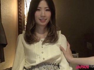 Japanese MILF beauty Misaki Fujiyama sex time