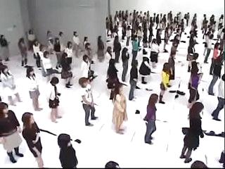 250 Naked Japanese