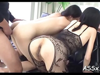 Sweet japanese is remarkably succulent from tenacious fucking