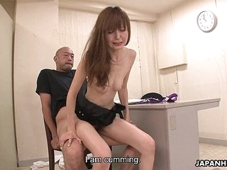Slender Asian little one gets fucked so hard by her partner