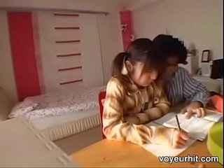 japanese molested by tutor - 4