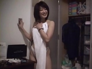 Japanese amateur pussy masticate dresser viewpoint