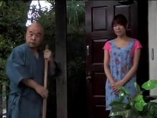 japanese Teen fucks old impoverish 1