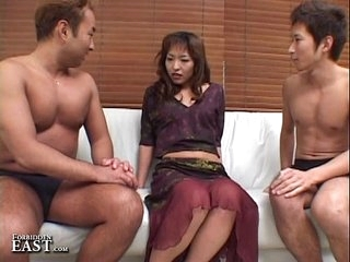 Well-rounded Japanese Erotic Fetish Intercourse