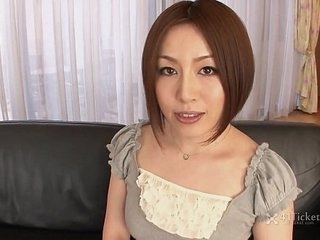 41Ticket - Hiromi Tominaga, Down in the mouth Japanese MILF (Uncensored JAV)