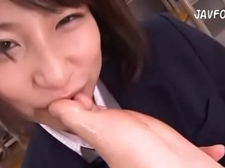 Cute Japanese Schoolgirl