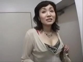 hot japanese milf beside big blarney