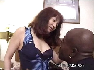 japanese wife get fucked by black beggar