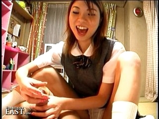 Uncensored Clumsy Japanese Couples Lovemaking