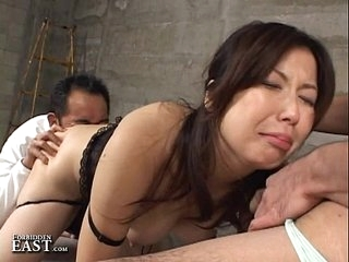 Uncensored Japanese Group Making love