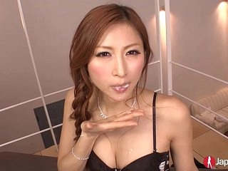 Gorgeous Japanese Teen Bukkake