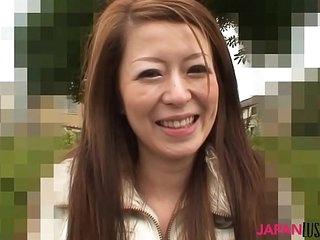 Cute japanese MILF Mai Katagiri missionary dealings
