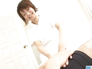 Miriya Hazuki amazes with her soft Asian - More within reach javhd.net