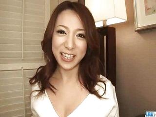Sweet, Kanako Tsuchiyo, blows cock  - More at javhd.net