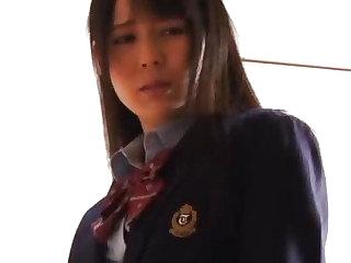 Lustful Japanese schoolgirl Ruka