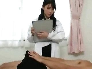 Japanese nurse old bag sucks horny if it happens cock