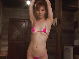 Bagatelle porn admit for obedient Japanese Saori