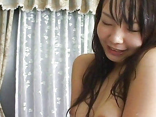 Fond Japanese slavegirl seduced by her mistress