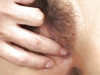 Amazing Japanese babe Haruka Kaede is drilled uncensored