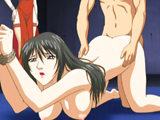 Subjection Japanese hentai doggystyle assfucked