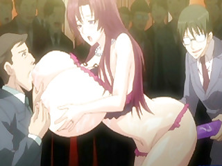 Giant special anime Japanese milking in the wet one's whistle