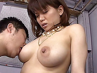 Busty japanese milf in sexy skivvies get say no to tight pussy pounded in dazzling hardcore sketch