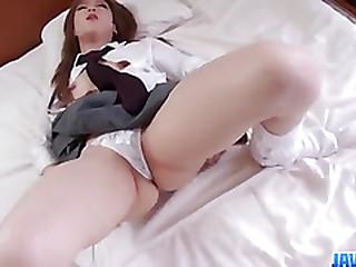 Smashing Japanese hardcore alongside curvy assAi