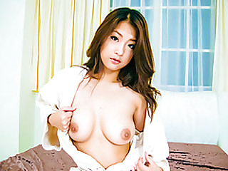Subtitles - Spectacular POV sexual connection with japanese MILF Satomi