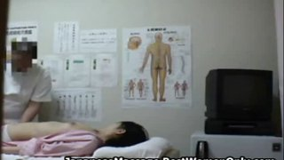Japanese Asian Fake Chiropractor Sexual relations Kneading Girls 19