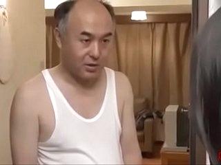 Old Man Fucks Hot Young Girl Next Door Neighbor-Japan Asian-Part1 - Go to Patreon/Veeter