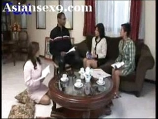 Interracial Ebony Japan Housewife seductive english lessons and learn more!!!