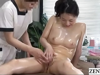 JAV CFNF Lesbian Massage Dispensary Masturbation Help Subtitled
