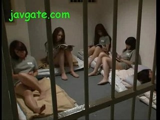 JAVGATE.COM japanese secret women 039 s prison part 6 manifestation offspring an obstacle guard